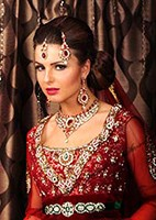 Nisha Indian Bridal Jewellery NARK03983 Indian Jewellery