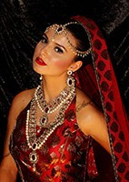 Raveen Indian Bridal Set BACC10458C Indian Jewellery