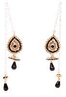Kashmiri Jhumka Earrings EABC04031 Indian Jewellery