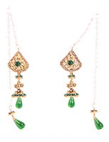 Kashmiri Jhumka Earrings EAGC04045 Indian Jewellery