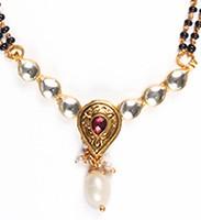 Kundan Mangalsutra Set MARK04440 Indian Jewellery