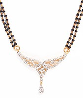 Mangalsutra Set MGWA04413 Indian Jewellery