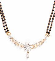 Mangalsutra Set MGWA04416 Indian Jewellery