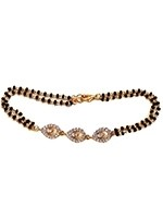 Larger Shilpa Shetty Mangalsutra Bracelet MGWA10891 Indian Jewellery