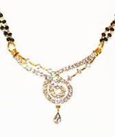 Mangalsutra Set MGWA0049 Indian Jewellery