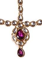 KUSHI Kundan Matha-Patti DAUK03310 Indian Jewellery