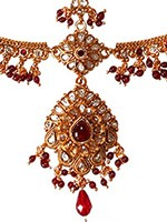 RANITA Matha-Patti DGRP03328 Indian Jewellery