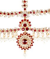 HEENA Indian Matha-Patti DGRC04023 Indian Jewellery