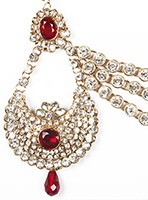 Fizana Half Matha Patti DARC04547 Indian Jewellery