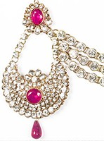Fizana Half Matha Patti DAPC04549 Indian Jewellery