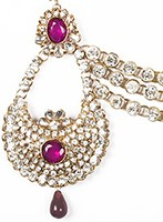 Fizana Half Matha Patti DAUC04550 Indian Jewellery