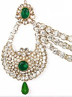 Fizana Half Matha Patti DAGC04551 Indian Jewellery