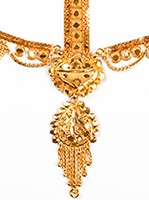 22k Effect Matha Patti DGWN04608 Indian Jewellery