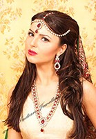 Sonia Indian Necklace Set NAWC10556C Indian Jewellery