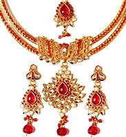 NITI Necklace Set NGWC10538C Indian Jewellery