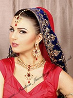 Parneet Necklace Set NGRA10061C Indian Jewellery