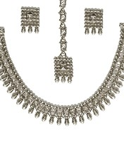 Delicate Traditional Jewellery - Shobna NSWA10704 Indian Jewellery