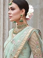 Designer Sabyasachi Inspired Bridal Jewellery Set NEWK11161C Indian Jewellery