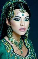 Kudan Necklace Set - KIMI NACK10440C Indian Jewellery