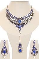 Nisha Indian Bridal Jewellery NALK03976 Indian Jewellery