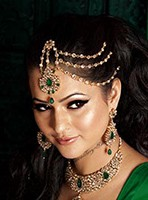 HASEENA, Pakeezah Jhumar PGGA02674 Indian Jewellery