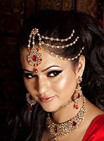 HASEENA, Pakeezah Jhumar  PGRA02676 Indian Jewellery