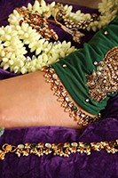 Kundan Payal (Indian Anklet) YGWK04478 Indian Jewellery
