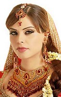 Jodha Akbar Bridal 6p BGRP02588 Indian Jewellery