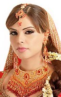 Jodha Akbar Bridal 6p BGRP02589 Indian Jewellery