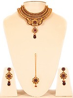 Sahi Bridal Set BGUP03779 Indian Jewellery