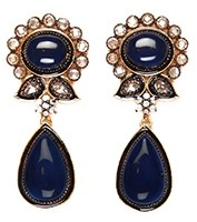 Leena Earrings EGLP03889 Indian Jewellery