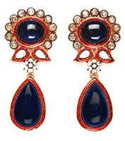 Leena Earrings EGLP03893 Indian Jewellery