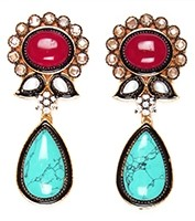 Leena Earrings EGMP03898 Indian Jewellery