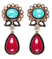Leena Earrings EGMP03899 Indian Jewellery