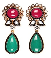 Leena Earrings EGAP03902 Indian Jewellery