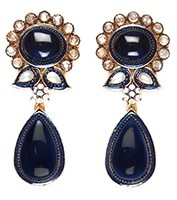 Leena Earrings EGLP03905 Indian Jewellery