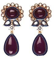 Leena Earrings EGUP03906 Indian Jewellery