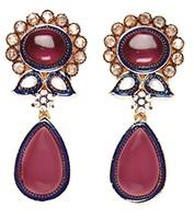 Leena Earrings EGUP03908 Indian Jewellery
