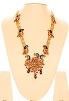 Indian Rani Haar NGMP03075 Indian Jewellery