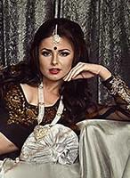 Vintage Gold Style Rani Haar Set NEWL10577C Indian Jewellery