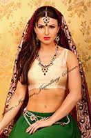 AAMIRA Rani Haar Set NAWC10532C Indian Jewellery