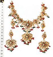 Necklace Set NGAP02556 Indian Jewellery
