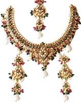 Necklace Set NGAA02570 Indian Jewellery