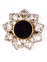Small Flower Ring RSBA10323 Indian Jewellery
