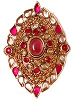Large Indian Ring RGRA02762 Indian Jewellery