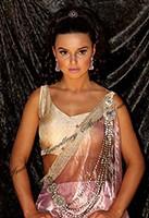 Sheena Saree Palu Brooch / Hijaab Chain Pin LAWC04299 Indian Jewellery