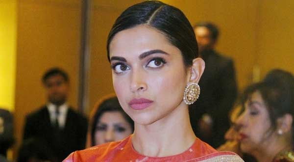 Indian Statement Stud Earrings on Bollywood Actress