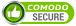 comodo secure verification logo