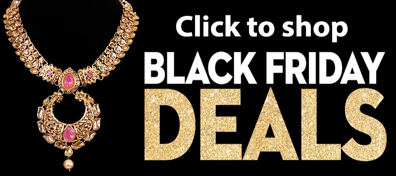 Indian Jewellery Online UK Black Friday Sale